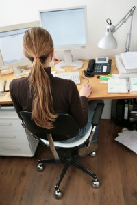 Home Office Worker