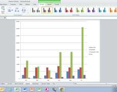 Create a Quick Excel Chart
